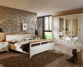 Jitona Country Inn postel + noční stolky VÝPRODEJ z výstavní plochy