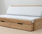 BMB postel rozkládací Cora Tandem Klasik