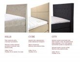 Tropico Continental Comfort bed postel