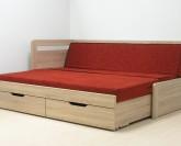 Celočalouněné matrace
