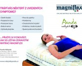 Magniflex Magnigel Deluxe Dual 12 matrace