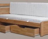 BMB postel rozkládací Lara Tandem