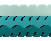 DPV NUT 9 cellpurová matrace