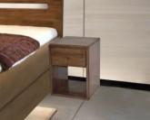 Nota Bene noční stolek z bukového masivu