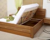 Mireal Cathrin C1 postel s možností úložného prostoru