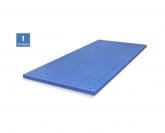 Blue Topper Visco krycí matrace