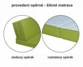 Irena matrace pro rozkládací postele