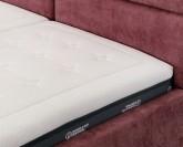 Slumberland Belfast čalouněná postel