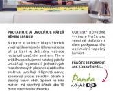 Magniflex Magnistretch 10 matrace - Nábytek Panda Děčín