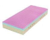 Matrace Super Fox Cloud Wellness – varianta s jemnou relaxační masážní profilací pro spánkové gurmány