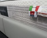 Magniflex Comfort Deluxe Dual 12 Firm matrace 180 x 200 cm VÝPRODEJ z výstavní plochy