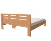 Jelínek Dalila postel čelo vysoké, obdélníkové otvory