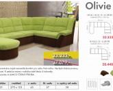 Lumco Olivie systémová sedací souprava + Akce