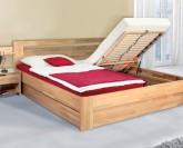 Vykona Iva výklop postel - ČELNÍ VÝKLOP
