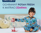 Dormeo Air+ Comfort matrace + chránič matrace Fresh zdarma