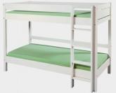 Etážová postel KEYLY BÍLÁ B0383 Gazel