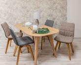 Natoor Santorini stůl ovál