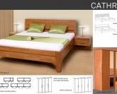 Mireal Cathrin C2 postel - DOPLŇKY