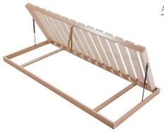 Rošt NOON® dřevěný boční výklop