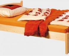 Gazel Thorsten 160 Nízké čelo postel + Akce