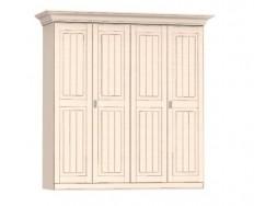 Jitona Malta šatní skříň, 4 dveře