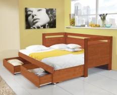 BMB postel rozkládací Tarja Tandem Klasik