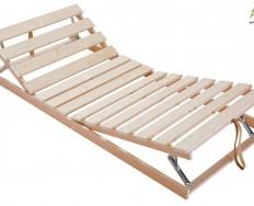 Rošt NOON® dřevěný s polohováním HN