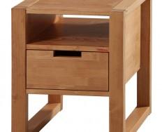Gazel Rhino noční stolek - C - oak / lak + Akce