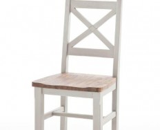 Nice Židle bílá