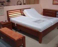 Jelínek Ráchel postel prosklené čelo + Akce