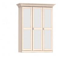 Jitona Malta šatní skříň, 3 dveře, 3 zrcadla