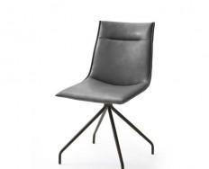 Židle Soho A typ sedáku A 2 šedá