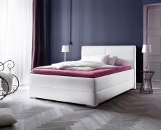 Avignon bílá postel