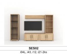 BMB Libreta SES02 obývací sestava