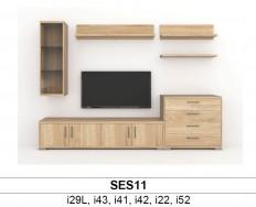 BMB Libreta SES11 obývací sestava