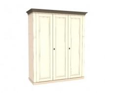 Jitona Georgia šatní skříň, 3 dveře