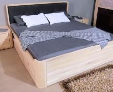 Jelínek Lara dubová postel + Akce