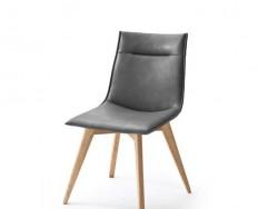 Židle Soho A typ sedáku A 11 šedá