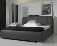 Bayonne šedá postel