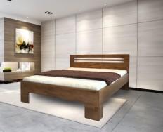 Nota Bene postel z bukového masivu