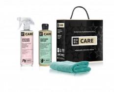 Edel Starter Kit 2x 437 ml konzervace a čištění nové kůže.
