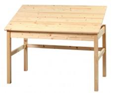 Gazel Mario stůl náklopný přírodní + Akce