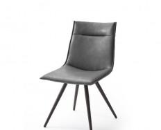 Židle Soho A typ sedáku A 4 šedá