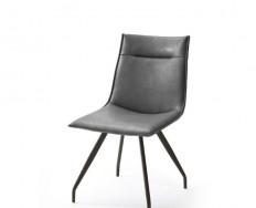 Židle Soho A typ sedáku A 6 šedá