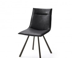 Židle Soho A typ sedáku A 8 černá