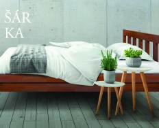 Fortel Šárka postel