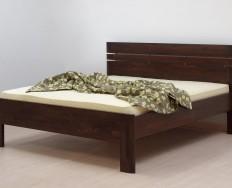 BMB Ella Lux Buk postel + montáž zdarma