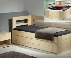 Gazel Hanny II. vysoká postel + Akce