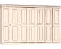 Jitona Malta šatní skříň, 7 dveří