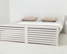 Gazel Thomas 180 bílý postel + Akce